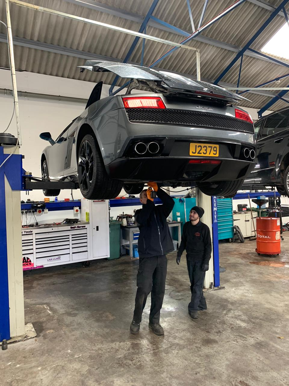 vehicle repair near me in Jersey - Gallery - Car Clinic